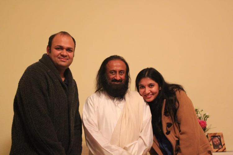 Vasudha wid G (1)