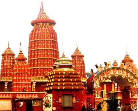 Bhubaneshwar Ram Mandir